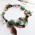 Lotus Handmade Bracelet - (c)Anne-Julie Aubry